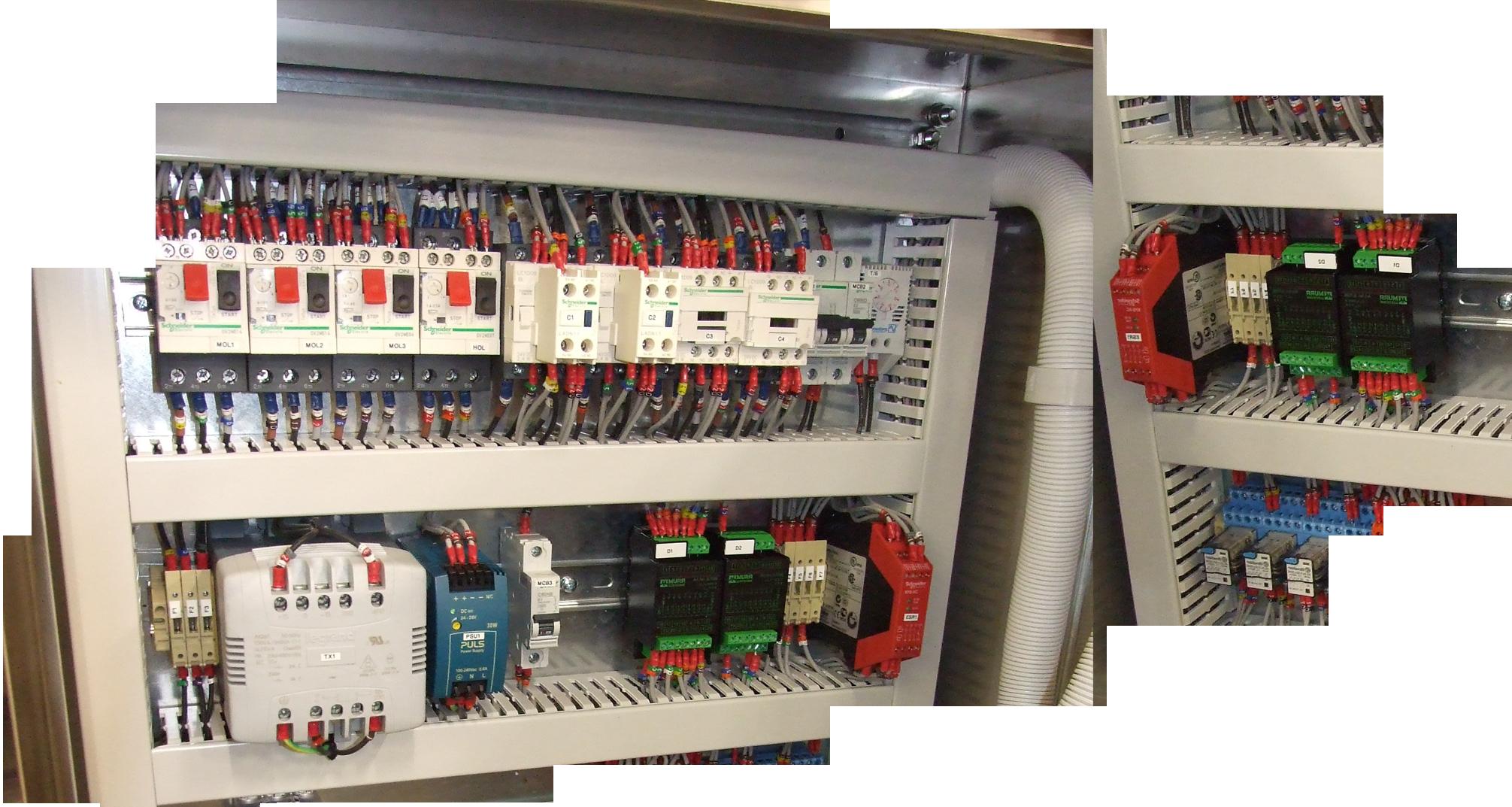 Bespoke control electrical systems - Denleys Electro Hydraulic ...