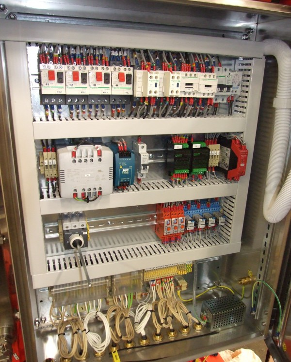 Bespoke control electrical systems